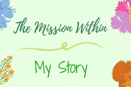 A decorative cover image for the posts discussing my weight loss story.